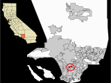 Cerritos California Map Willowbrook California Wikipedia