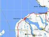 Charlevoix Michigan Map Michigan Getaway Off topic Discussion forum