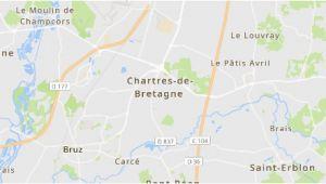 Chartres France Map Chartres De Bretagne 2019 Best Of Chartres De Bretagne France