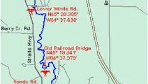Cheboygan Michigan Map 14 Best Wolverine Images northern Michigan Wolverine Indian River