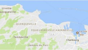 Cherbourg France Map Equeurdreville Hainneville 2019 Best Of Equeurdreville