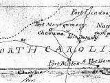 Cherokee north Carolina Map About the Trail north Carolina Trail Of Tears association
