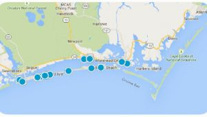 Cherry Point north Carolina Map Ketner Heights Homes for Sale