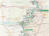 Chesapeake and Ohio Canal Map Wicomico Demonstration forest Wikivisually