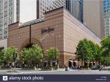 Chicago Michigan Avenue Shopping Map Herrliche Meile nord Michigan Avenue Chicago Stockfotos Herrliche