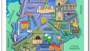 Childrens Map Of France Kids Map Of Germany Twitterleesclub