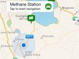 Chiusi Italy Map ifuel Economy by Doublegapps