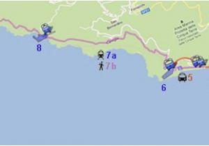 Cinque Terre Italy Map Google Cinque Terre Visit In One Day