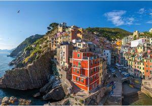 Cinque Terre Italy Map Google Riomaggiore Cinque Terre Italy