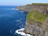 Cliffs Of Moher Ireland Map Cliffs Of Moher Wikipedia