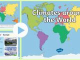 Climate Map Italy Climates Around the World Powerpoint Climates Climates Powerpoint