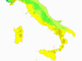 Climate Map Of Italy List Of Volcanoes In Italy Revolvy