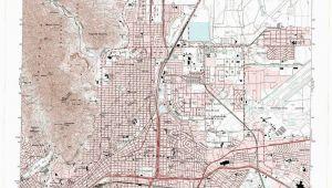 Clint Texas Map El Paso topographic Map Tx Usgs topo Quad 31106g4