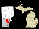 Clinton County Michigan Map Dewitt Clinton Revolvy