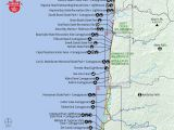 Coastal oregon Map northern California southern oregon Map Reference 10 Beautiful