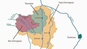 Cognac Map France the Armagnac Region France Wine Nel 2019 Wine Guide Wines E