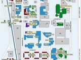Colleges In Michigan Map Central Michigan University Map Mount Pleasant Mich Mappery