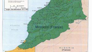 Colonial Map Of Georgia Map Colonial Morocco Map Mapa Historico Mapas Geografia E
