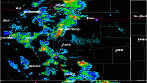 Colorado 511 Map Interactive Hail Maps Hail Map for Colorado Springs Co
