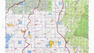 Colorado Big Game Unit Map Colorado topo Maps Beautiful Colorado Gmu 214 Map Maps Directions