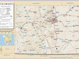 Colorado Detailed Road Map Rv Parks California Coast Map Detailed Colorado Detailed Road Map