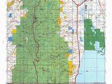 Colorado Game Unit Map Idaho Gmu 78 Map Mytopo