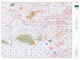 Colorado Game Unit Map Mt Deer Elk Gmu 411 Map Mytopo