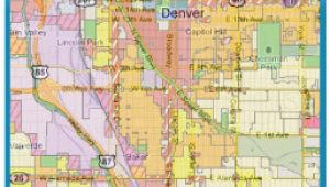 Colorado Land Use Map Denver Maps Zoning