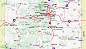 Colorado Map Grand Junction Grand Junction Map Lovely Colorado Springs Map Elegant Colorado Map