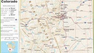Colorado Mile Marker Map top Colorado Highway Map Photos Printable Map New