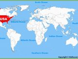 Colorado On Map Of Usa Map Of the United States with States Refrence Map the Usa with