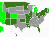 Colorado Pot Shops Map State Marijuana Laws In 2018 Map