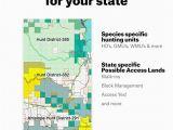 Colorado Public Hunting Land Map Amazon Com Colorado Hunting Maps Onx Hunt Chip for Garmin Gps