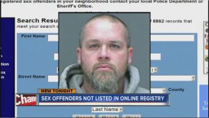 Colorado Sex Offender Map Names Hidden From Sex Offender Registry Youtube