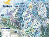 Colorado Ski area Map Colorado Ski areas Map Luxury Trail Maps for Each Of Utah S 14 Ski
