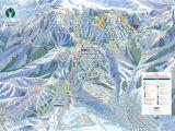 Colorado Ski Mountains Map Trail Maps for Each Of Utah S 14 Ski Resort Ski Utah
