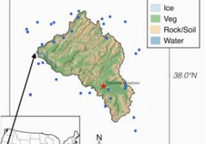 Colorado Snow Pack Map Pdf Estimating Relationships Between Snow Water Equivalent Snow