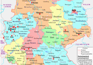 Colorado State Map with Cities and towns List Of Cities and towns In Germany Wikipedia