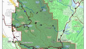 Colorado State Parks Map Colorado National forest Map Fresh Colorado County Map with Cities