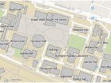 Colorado State University fort Collins Campus Map Nc State University