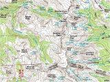 Colorado topographic Map Free isolation Peak Colorado topographic Map Click for Larger Image