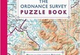 Colorado Trail Map Book the ordnance Survey Puzzle Book Pit Your Wits Against Britain S