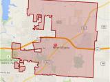 Columbus Ohio School District Map Enrollment Map District Boundaries