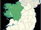 Connaught Ireland Map Connacht Wikivisually