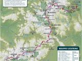 Continental Divide Trail Colorado Map 784 Best Hiking Images On Pinterest Destinations Hiking and
