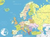 Cool Map Of Europe Map Of Europe Wallpaper 56 Images