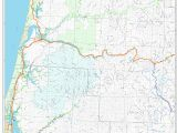 Coos Bay oregon Map orww Elliott State forest Maps