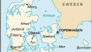 Copenhagen Europe Map Map Of Denmark Maps Maps I Love Maps In 2019 Denmark