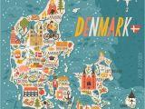 Copenhagen Map Europe Denmark Map Denmark In 2019 Denmark Map Travel