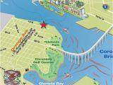 Coronado California Map Coronado island Map Geographic Map Of Us